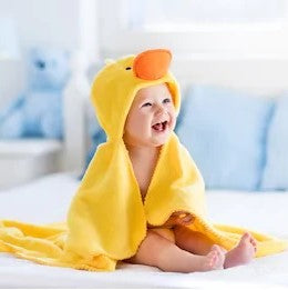 Animal Hooded Towel - Assorted Designs- latest product from 4aKid