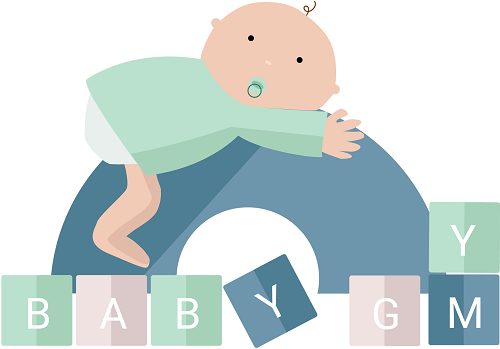 With the BabyGym app, you get videos with exercises instructed by professionals for your child age 0 to 18 months - 4aKid Blog