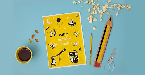 Download a printable Puffin activity pack