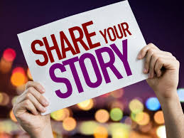Share your story or article with us!