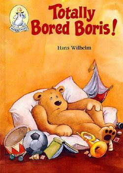 Children's E-book: Totally Bored Boris- latest product from 4aKid - 4aKid Blog