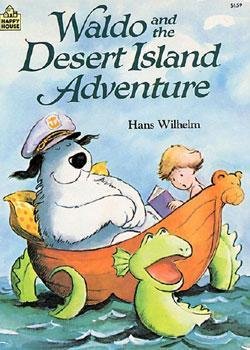 Children's E-Book: Waldo And The Desert Island Adventure- latest product from 4aKid - 4aKid Blog