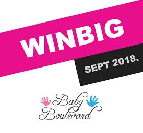 4aKid #Winbig 2018 Competition Sponsor – BABY BOULEVARD
