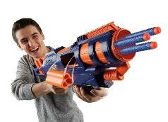 nerf Trilogy DS-15 toy blaster