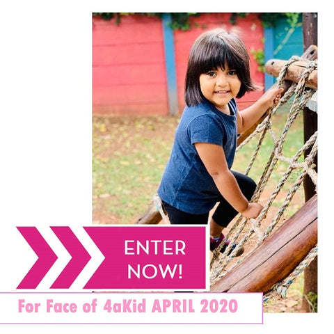 Entries now open for Face of 4akid April 2020