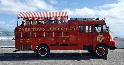 Vintage Fire Engine Family Experience