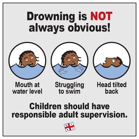 drowning clipart illustration