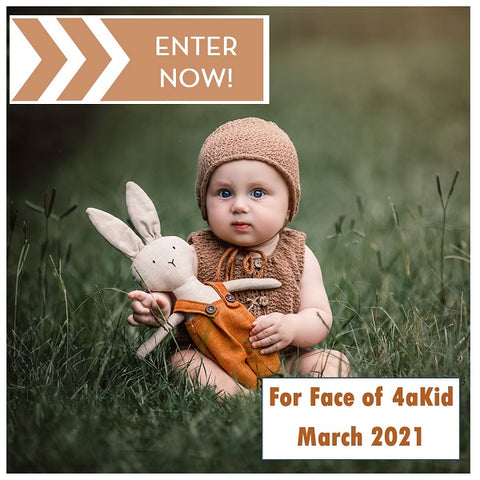 Entries now open for Face of 4akid March 2021