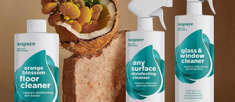 Shop natural safe household cleaners online