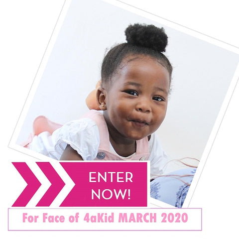 Entries now open for Face of 4akid March 2020