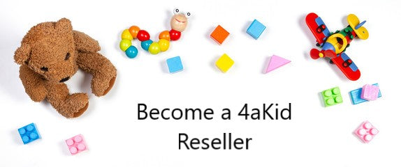 become a 4aKid agent