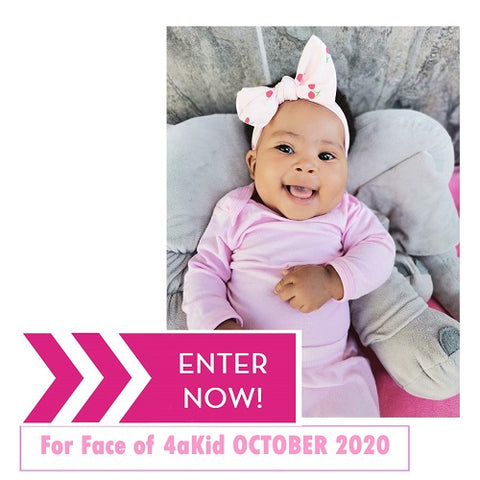 Entries for October face of 4akid banner