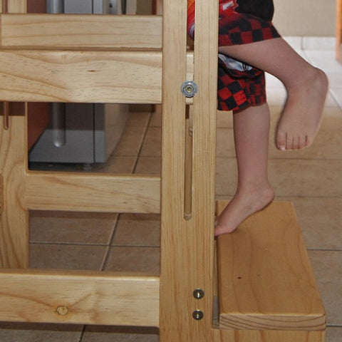 Little helper toddler learning tower