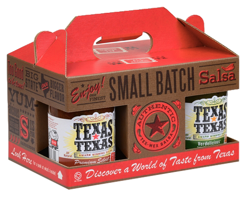 SALSA 6-Pack Sampler Gift Set