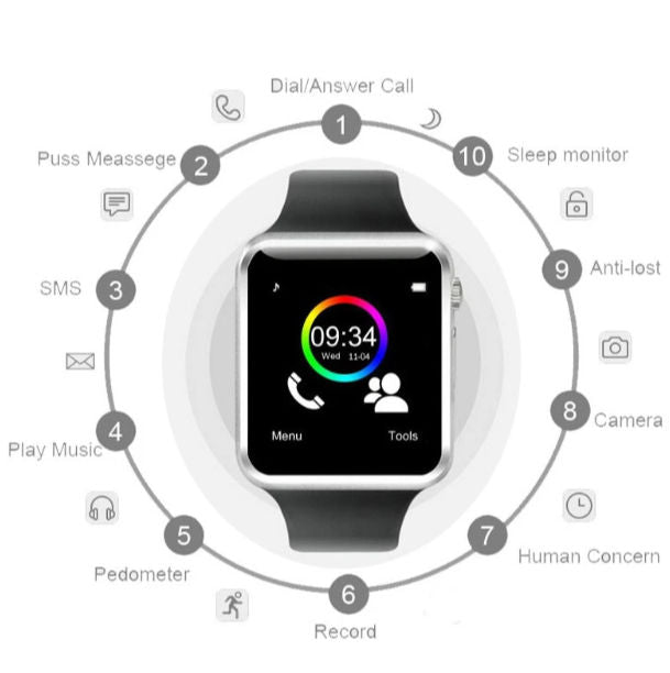 Ultimate Smart Watch for Men & Women + Free Shipping - Ultimate Trendy