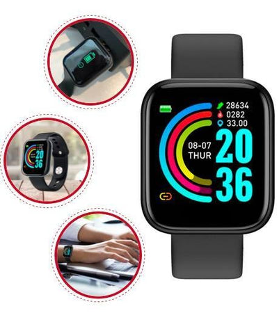 Ultimate Series 3 Smart Watch for Men & Women + Free Shipping - Ultimate Trendy