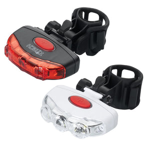 Torch, Cycle Light Set Bright Usb, Ensemble de lumières, - skichicchocs