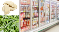 we offer a range of frozen foods that are ready for you to cook at home