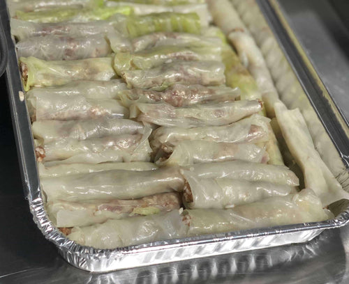 DS Frozen Malfoof (Rolled Cabbage Leaves)  ملفوف مفرز