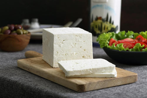 DS Goats' Milk Feta Cheese