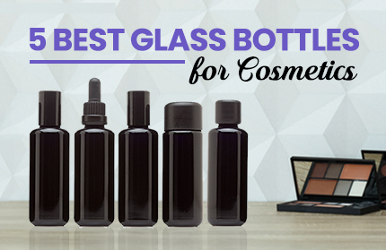 5 Best Glass Bottles for Cosmetics | Infinity Jars