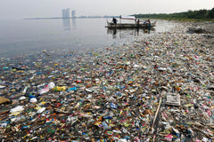 Incredible amounts of plastic are winding up in the ocean, effecting our planet for years to come.