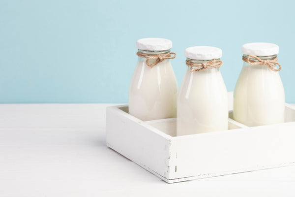 reusable glass packaging