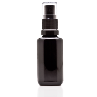 30 ml Glass Fine Mist Spray Bottle - InfinityJars