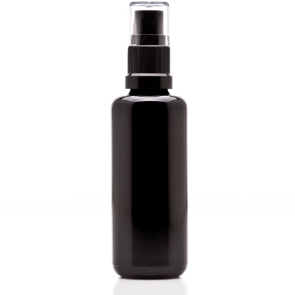 50 ml Glass Fine Mist Spray Bottle - InfinityJars