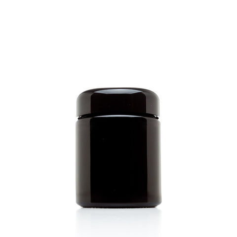 50 ml Tall Glass Screw Top Jar - InfinityJars