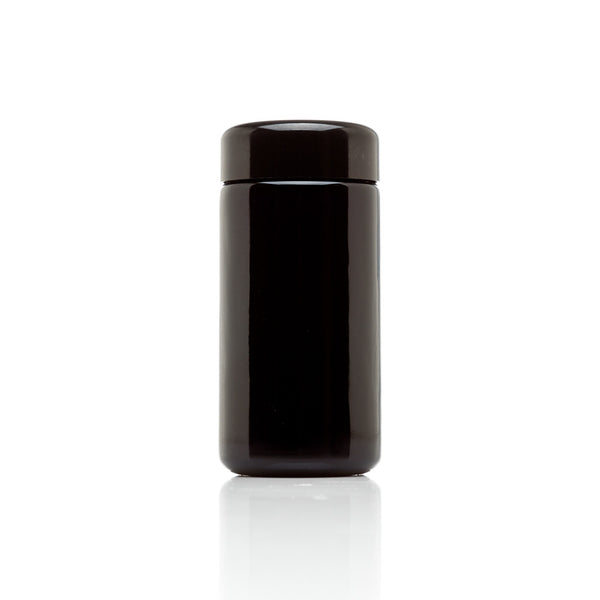 100 ml Tall Glass Screw Top Jar - InfinityJars