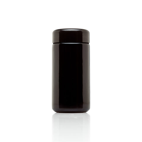 100 ml Tall Glass Screw Top Jar