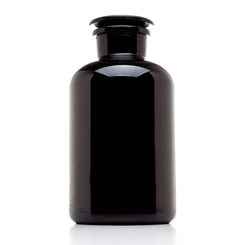 2 Liter Glass-on-Glass Apothecary Jar - InfinityJars