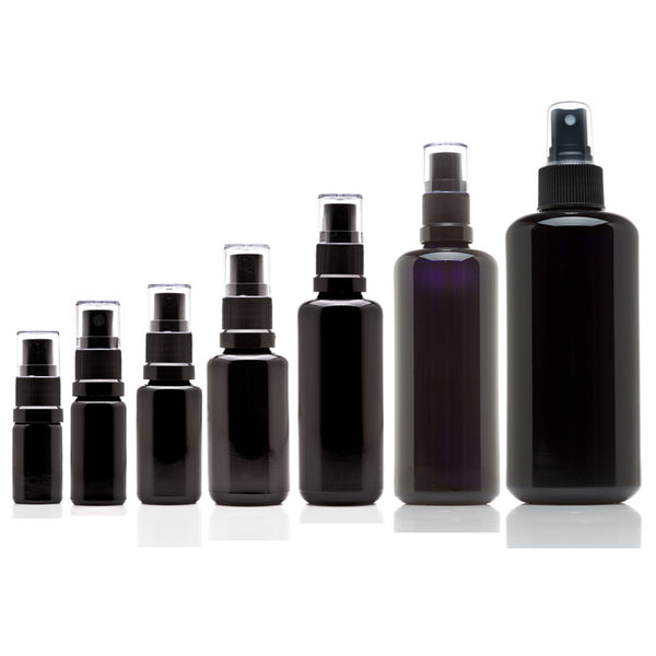 Fine Mist Spray 7 Bottle Variety Pack - InfinityJars