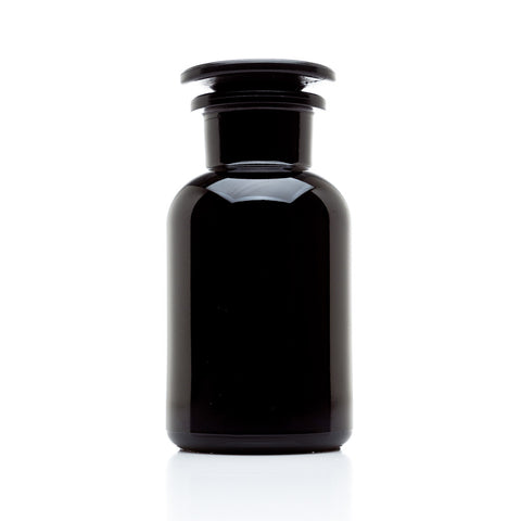 250 ml Glass-on-Glass Apothecary Jar - InfinityJars