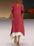 Linen Elegant A-line Casual Dress