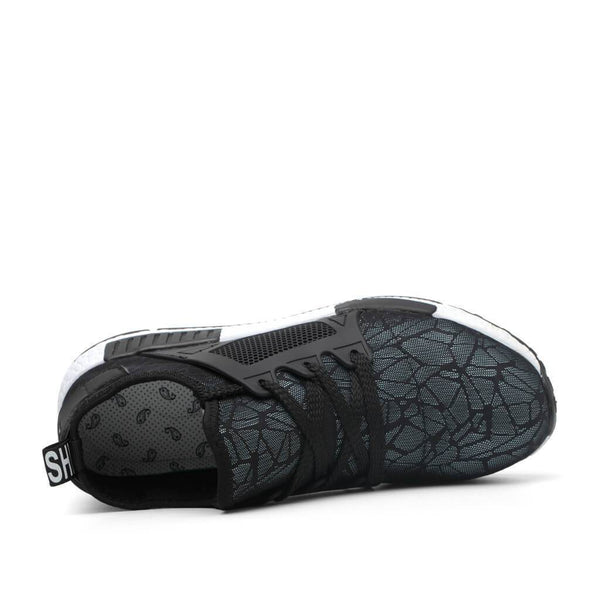 Indestructible Lightest Safety Gray Shoes