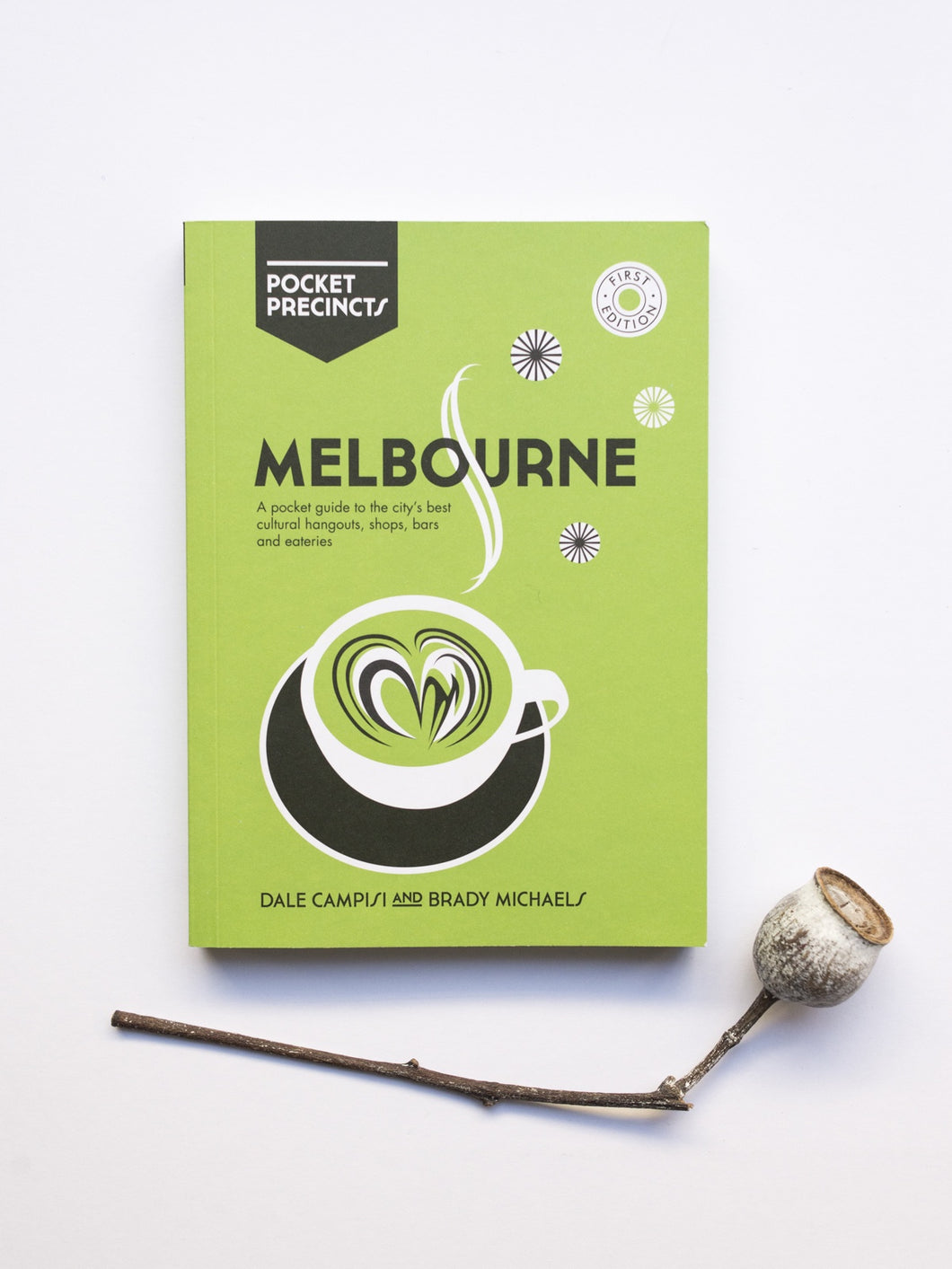 Melbourne Pocket Precincts by Dale Campisi and Brady Michaels