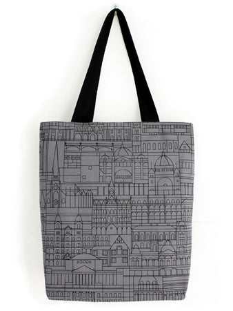 Melbourne Buildings Tote