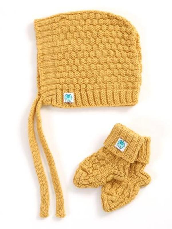 Bellamy Merino Baby Set