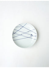 Load image into Gallery viewer, Tramways Porcelain Plate