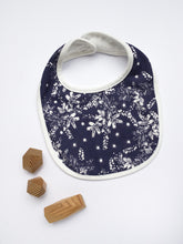 Load image into Gallery viewer, Tinker Wattle Print Baby Bib