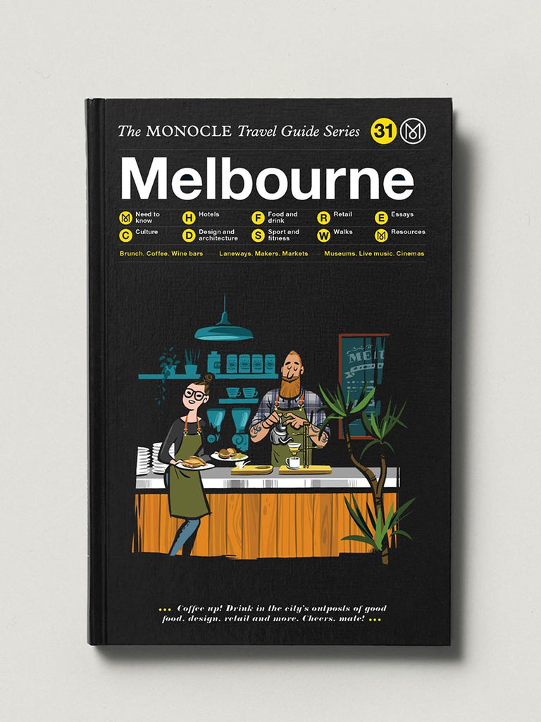 Monocle Travel Guides: Melbourne
