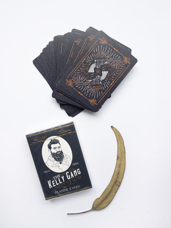 The Kelly Gang Limited Edition Playing Cards