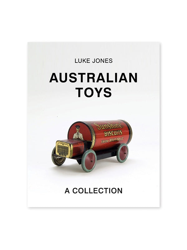 Australian Toys by Luke Jones