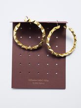 Load image into Gallery viewer, Banksia Hoop Earrings