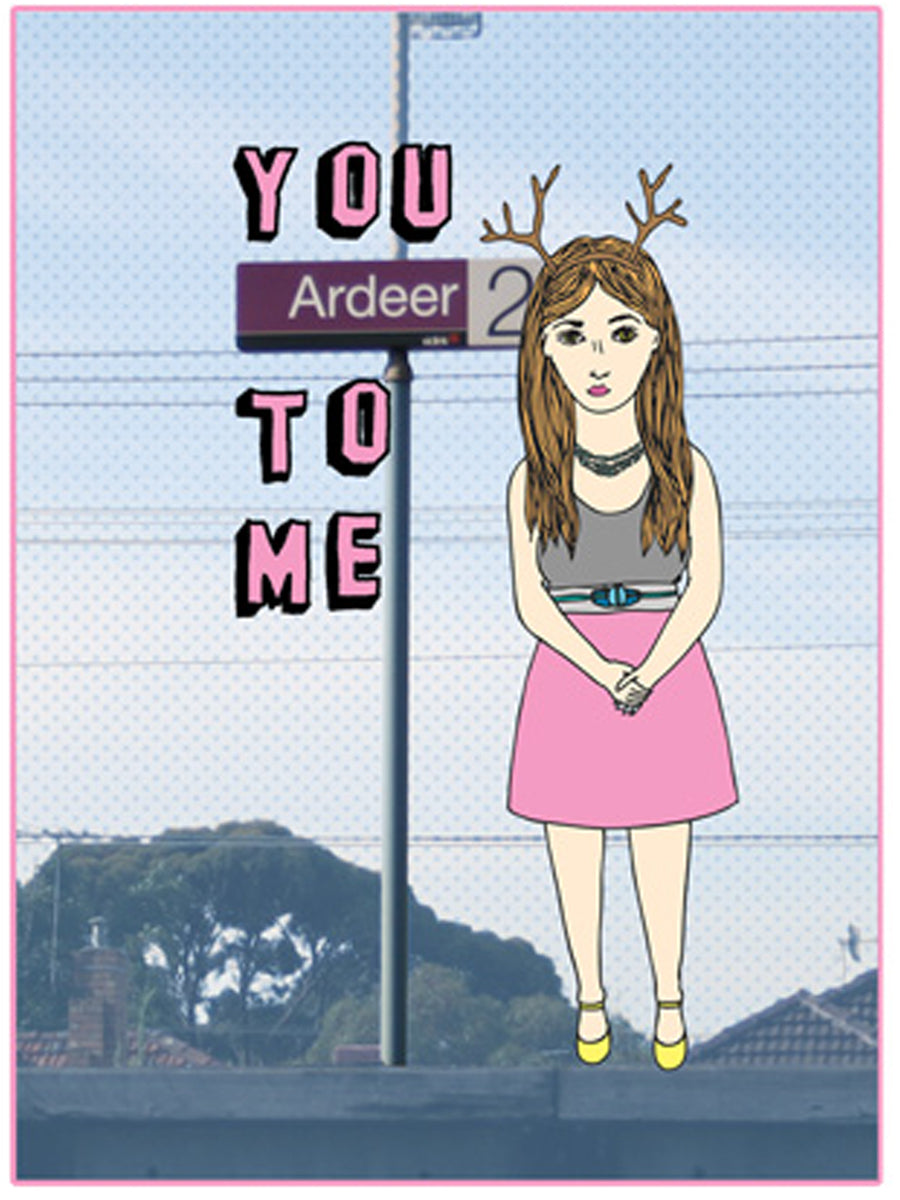 Ardeer Station Card