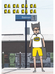 Batman Station Card