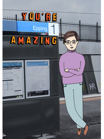 Epping Station Card