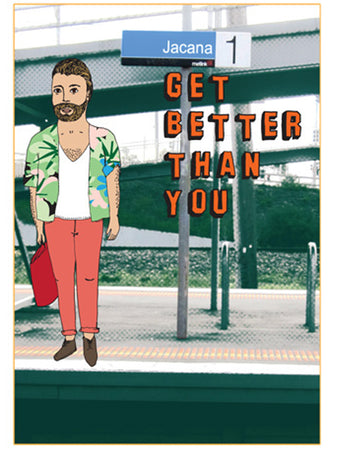 Jacana Station Card